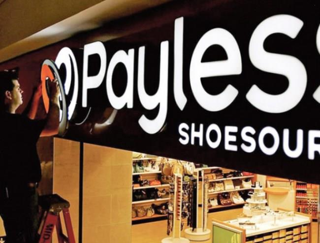 Payless Shoes加國248鞋店將歇業